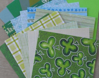 Luck of the Irish 6x6 Paper Pack Set 18