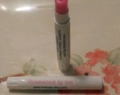 Rosewood tinted Lux lip balm