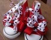 Ladybug Shoe Laces