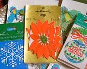Take 20% Off 200 PLUS Christmas Hallmark SEALS & Tags (NO Snowmen Left)