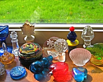 Take 20% off Vintage Miniature Novelty GLASS Collection SEE all IMAGES