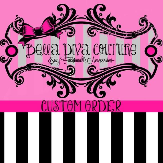 Custom Garter Set Listing For mdrapala