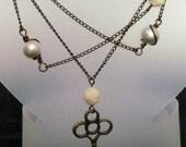 Sub-Rosa Necklace