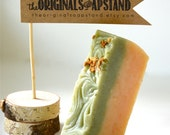 Solid Shampoo Bar, The Original Soap Stand, Rosemary Tangerine Juice