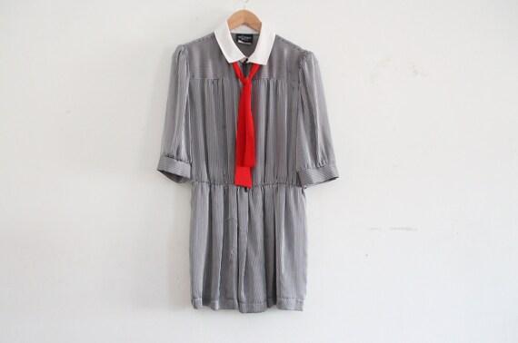 15% OFF SALE school girl preppy dress