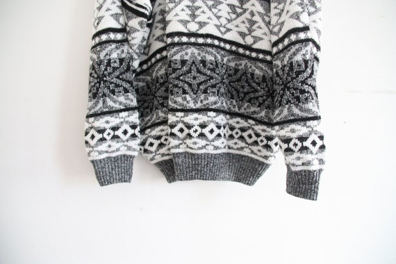 into the woods sweater