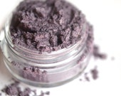 SALE - Limited Edition SUMMER GRAPE - Mineral Eyeshadow Makeup - Pure & Natural Mineral Eye Color Pigment - Noella Beauty Works Cosmetics