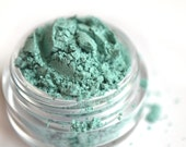 SALE - Limited Edition SEAFOAM - Mineral Eyeshadow - Pure & Natural, Mineral Eye Color Pigment