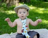 INSTANT DOWNLOAD Little Man's Tie Sewing Pattern PDF Ebook