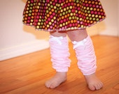 INSTANT DOWNLOAD Ruched Leggings Leg Warmers PDF Sewing Pattern By Hadley Grace Designs - Includes Sizes 12 months up to about size 10