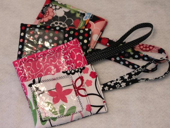 INSTANT DOWNLOAD Luggage Tags Sewing Pattern for the fun traveler