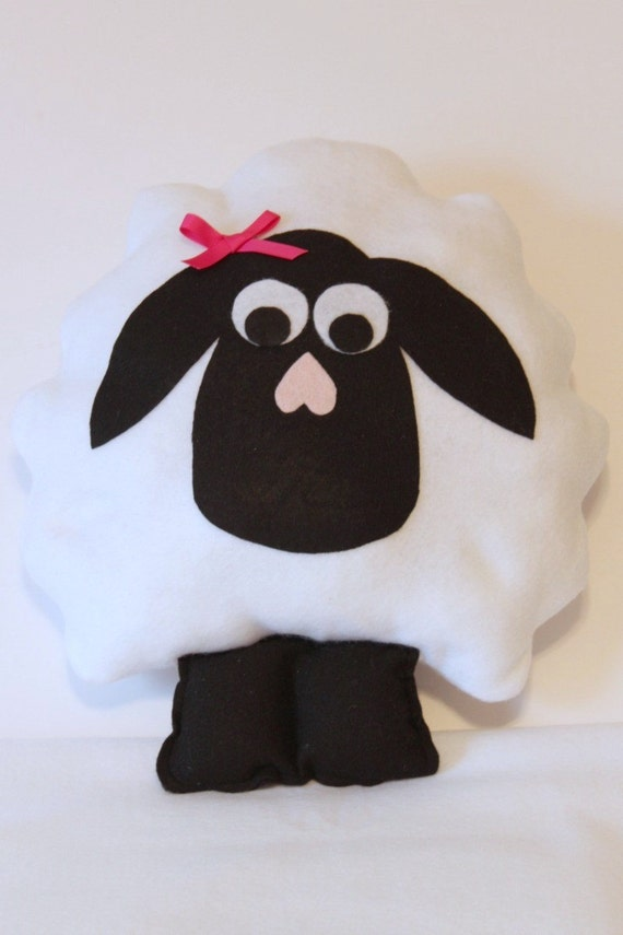INSTANT DOWNLOAD Sammy the Sheep Animal Plushie PDF Sewing Pattern