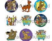 Scooby Doo Bottle Cap Images