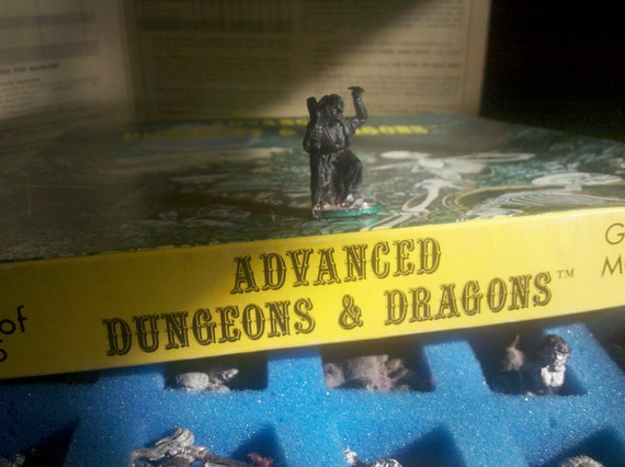 "Advanced Dungeons and Dragons Figure Set of 20 Miniatures ""Tomb of Spells"""