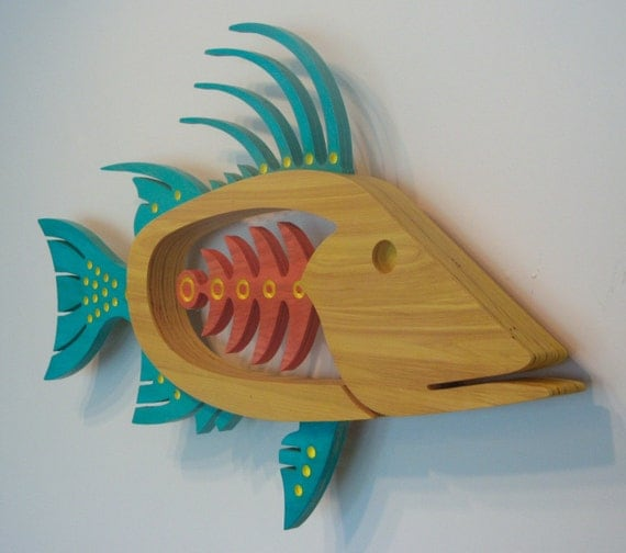 Hogfish,   ON SALE....   Final Piece in this Series.