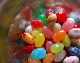 "The Jelly Bean Jar 8x10"" Original Fine Art Photography Print, Wall Art"