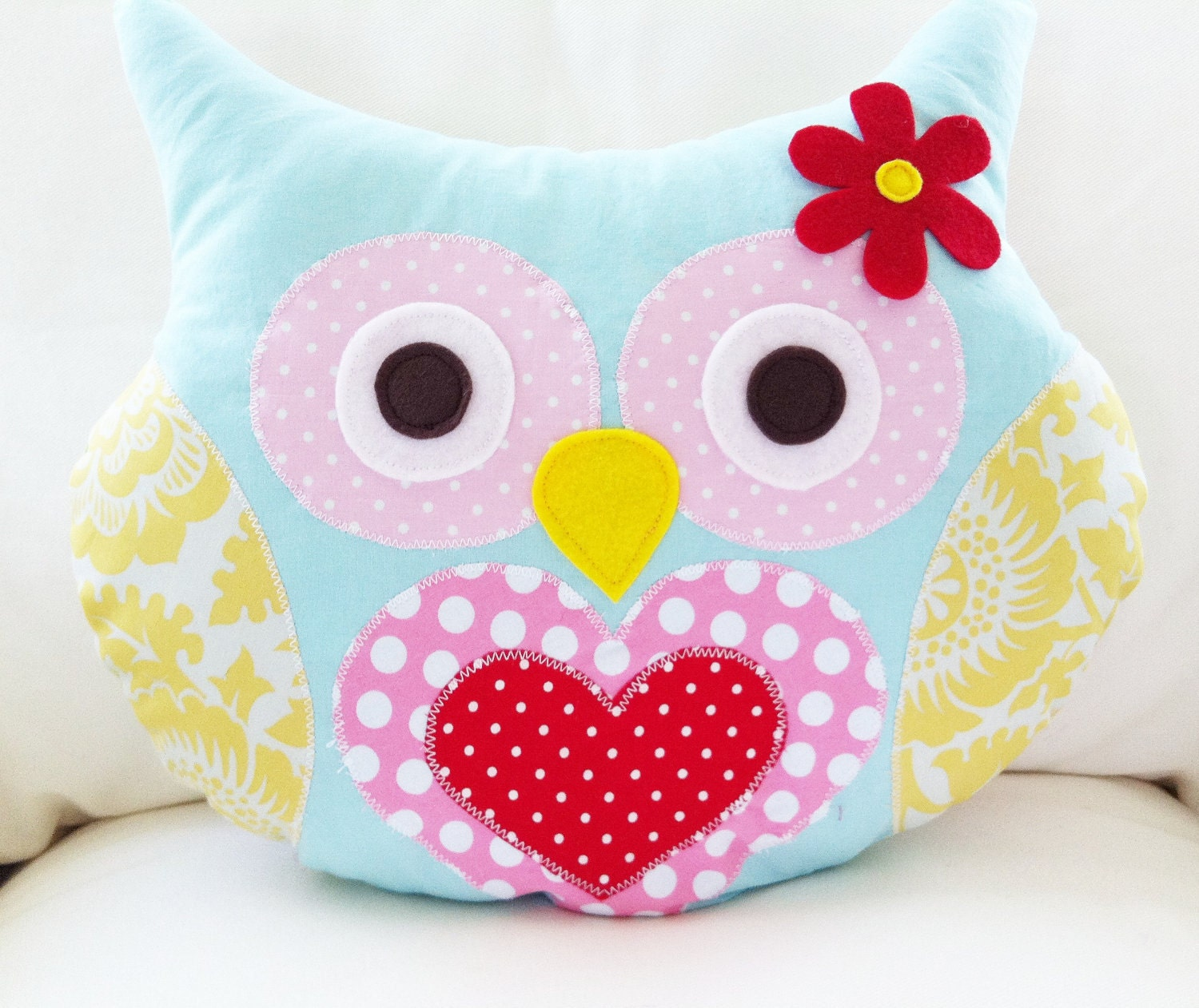 Gingercake — Max the Owl PDF Pattern