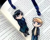 Sherlock & John Lami Bookmarks