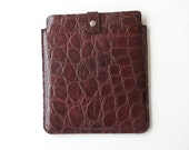 Leather Sleeve for Ipad 1 or 2