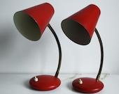 Pair of Philips Desk Lamps