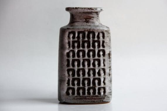 Vintage East German Vase - VEB Haldensleben (1)