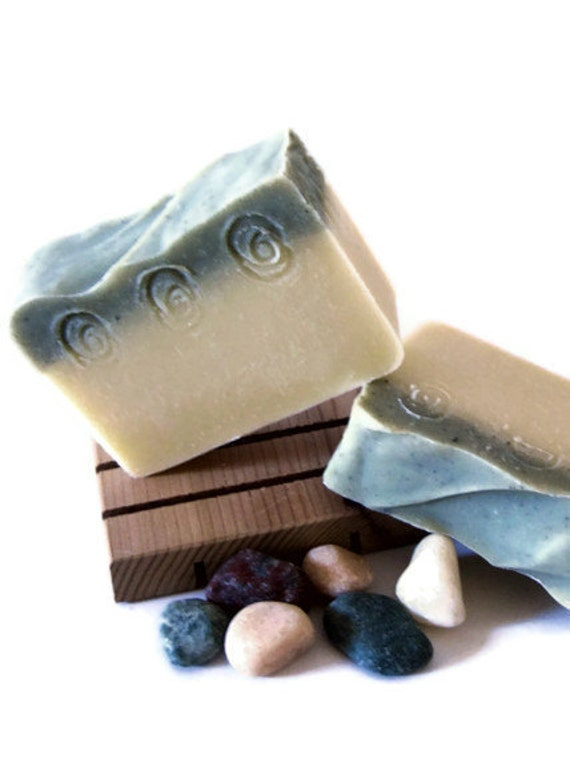 Handmade Aromatherapy Soap - Funk Be Gone - Delicate by Nature