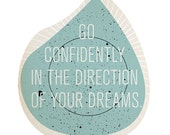 Go Confidently Print 8x10