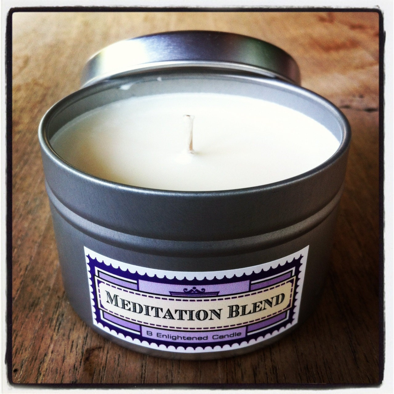 Eco-Soy Candle Meditation/Yoga blend by TheLotusBlossomShop