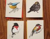 greeting - Birds
