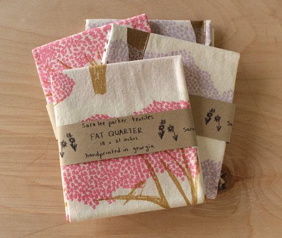 SALE fabric - Crepe Myrtle