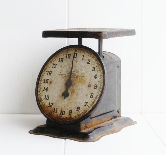 Antique Kitchen Scale: Scale Antique Kitchen American Cutlery Company
