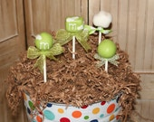 Mom's Killer Cakes & Cookies Company or Business Logo Cake Pops Your Style and Design Quotes Available