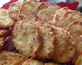 Coconut Cookies PDF Recipe