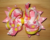 Butterfly Kisses Boutique Hair Bow