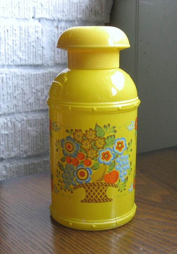 Shop Closing -- 30% Off -- Avon Field Flowers Lotion Bottle