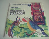 Disney Vintage Enchanted Tiki Room Record