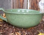 Batter Bowl in Dark Green