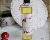 All Natural Bath and Massage Oil Amour-propre (Rose - Neroli)