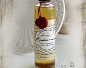 Bath and Massage Oil Rendez-vous  Vanilla Grapefruit 100 ml /  3.4 fl oz - All Natural Bath and Body