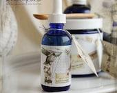 Organic Body and Massage Oil for Children and Babies - Enfant Cheri (Lavender - Mandarin essential oils)