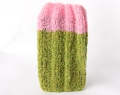 Hand knit phone sock for ipod, htc, galaxy, etc.