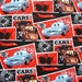 Disney Cars 2 Snapshots Fabric by Springs Creative BTY