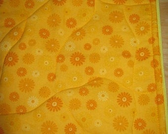 Nookcolor Nook Cover Yellow Orange Flowers