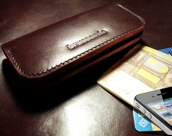 iPhone 5 leather case  wallet