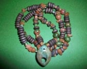 Jade Quartz Necklace
