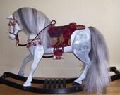 Life size Rocking Horse
