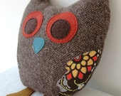 Owl Softie -- Large Size