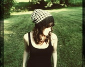 Houndstooth Slouch