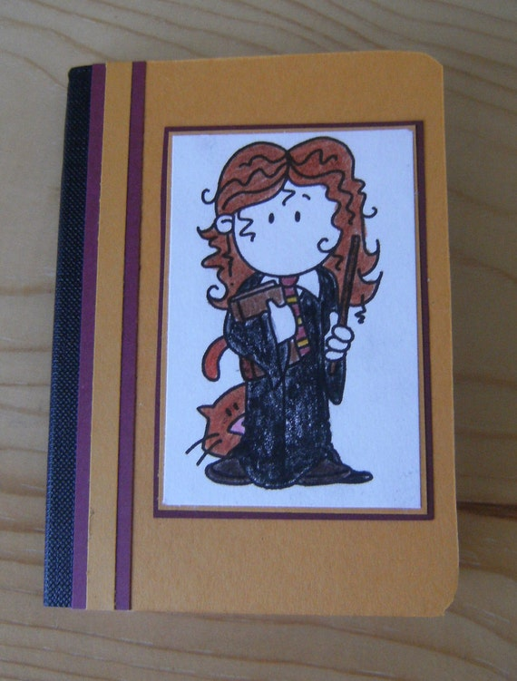 Made to order Brave One Mini Notebook