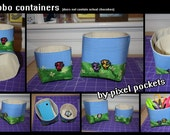Chocobo container (for organizing your home)